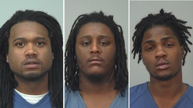 McFarland police recover 2 guns, arrest 3 at suspicious vehicle check