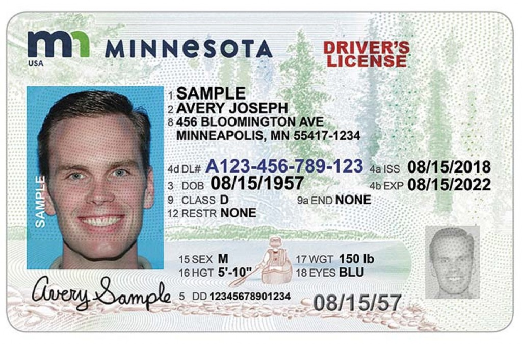 Minnesota offers third gender option on drivers' licenses