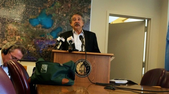 Soglin: City budget has 'modest' increase in property tax