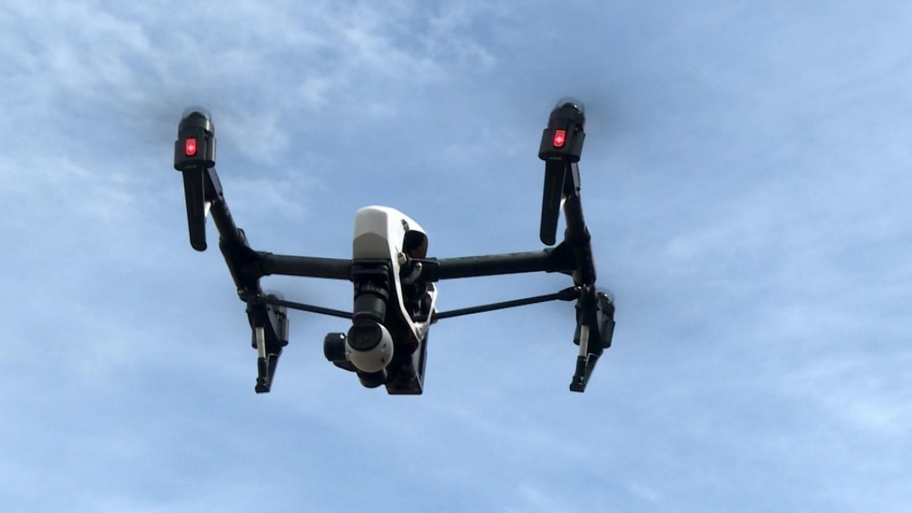 Deputies using drones as search-and-rescue tools