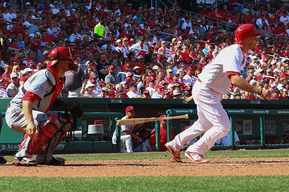 Molina sub leads Cardinals to victory over Reds