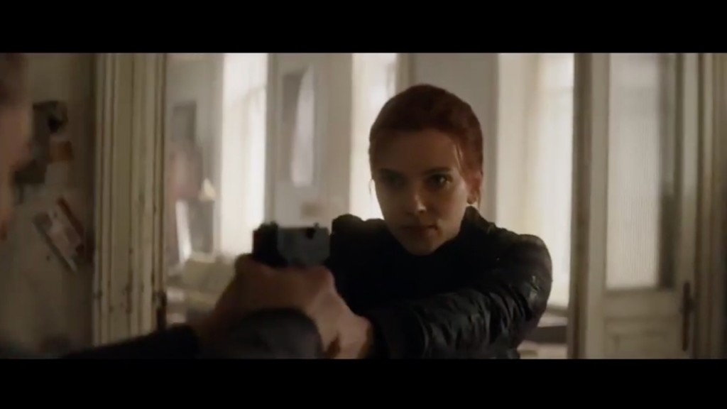 First 'Black Widow' trailer released