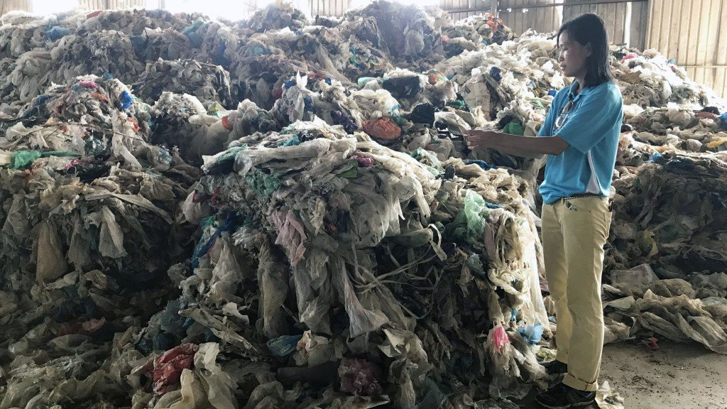 China's recycling ban has sent America's plastic to Malaysia