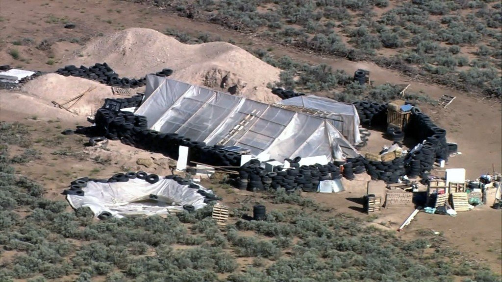 11 emaciated children found on New Mexico compound
