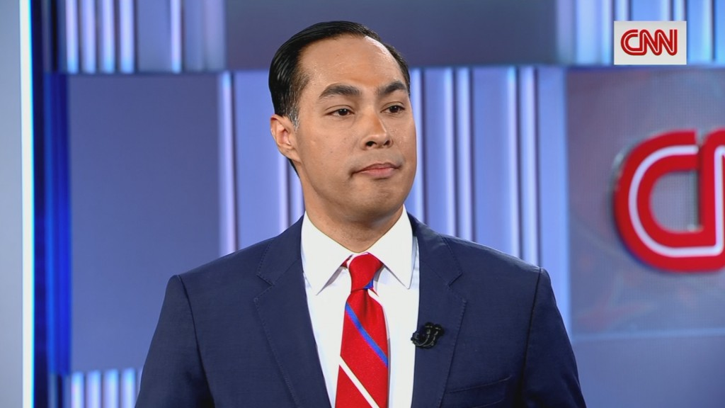 Castro says attack against Biden during debate wasn't personal
