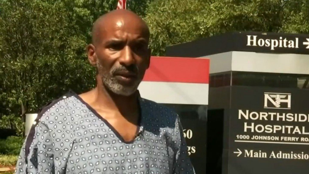 Veteran fears $14,000 daily charge at hospital