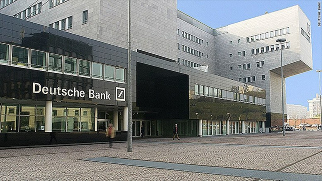 Deutsche Bank sinks to $3.5 billion loss as overhaul costs hurt