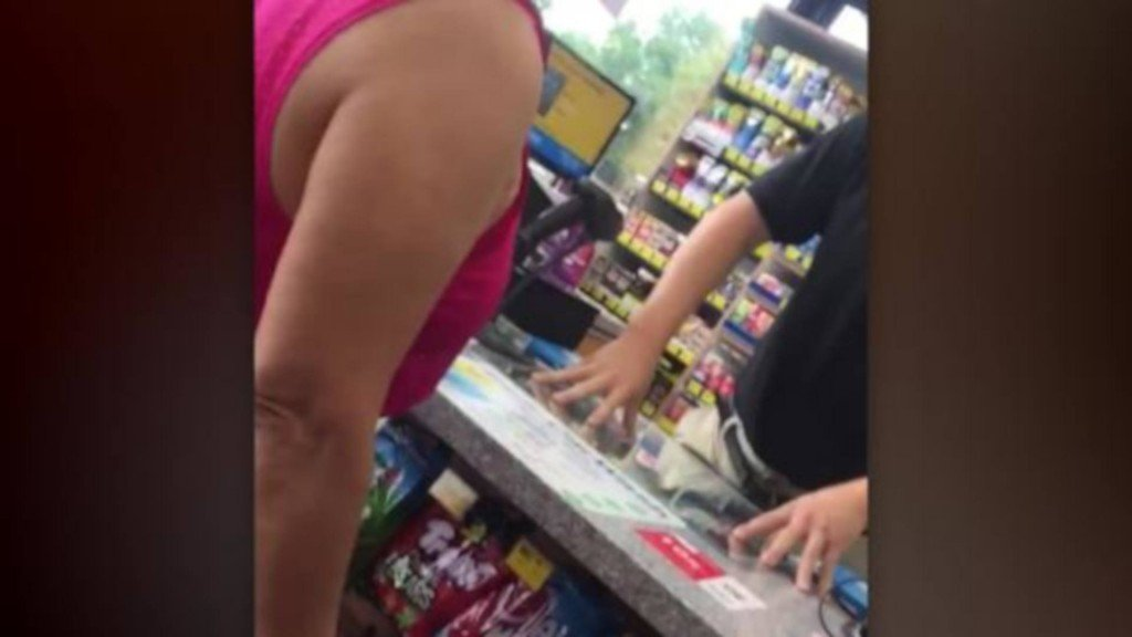Illinois gas station cashier to customer: 'Go back to your country'