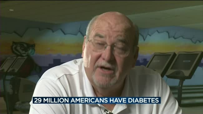Madison man with diabetes changes lifestyle, improves health