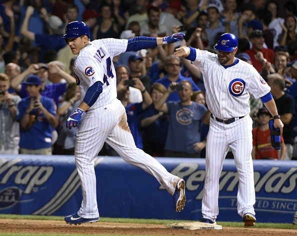MLB roundup: Cubs top Cards for 10th straight win
