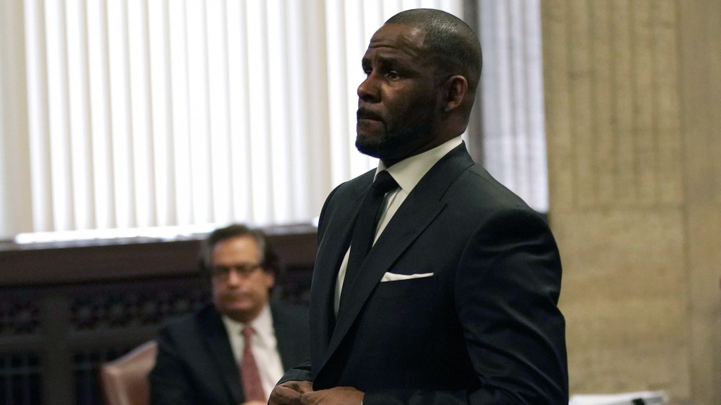 R. Kelly faces new and more serious charges in sexual abuse case