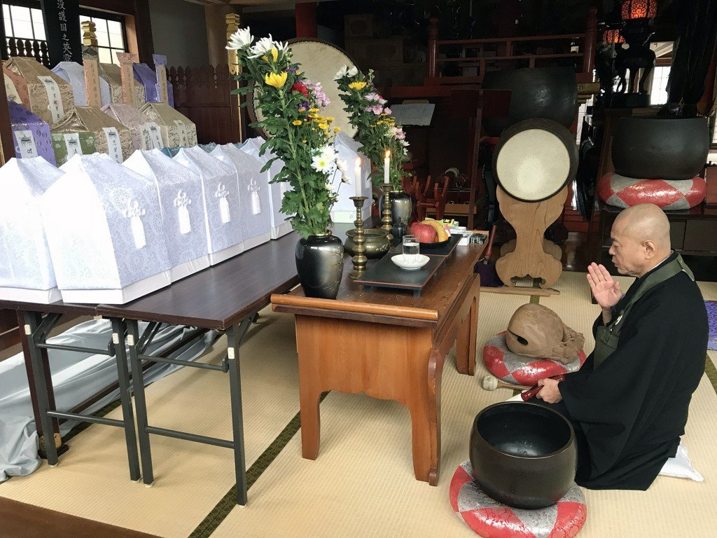 Ghost ships: Bodies and boats unsettle Japanese community