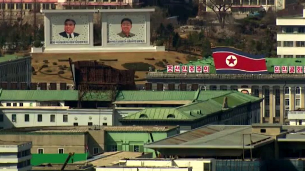 North Korea's economy just had its worst year in two decades