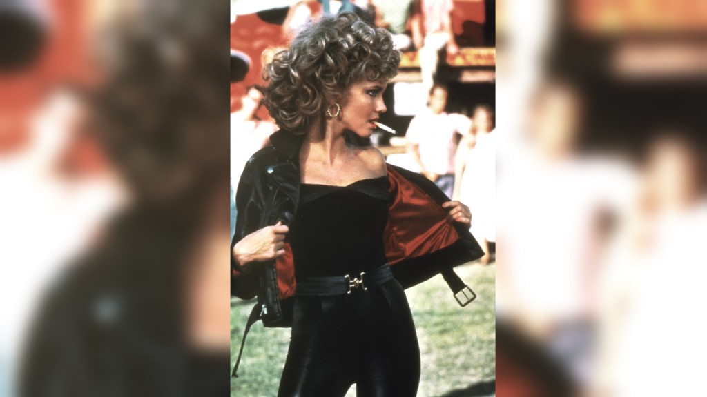 Man buys Olivia Newton-John's 'Grease' jacket, returns it to her