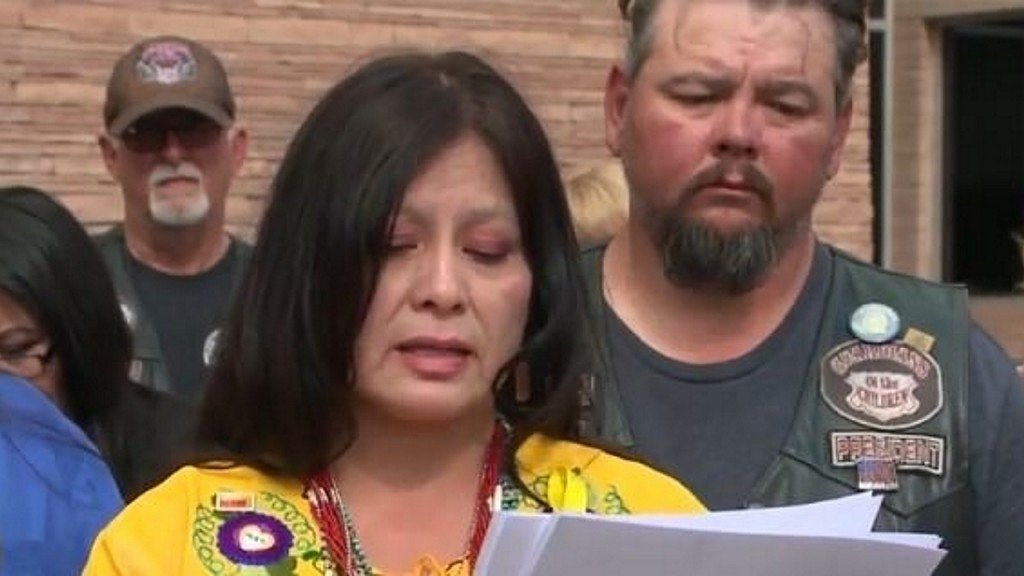 Mother of slain girl works to expand Amber Alert system to tribal land