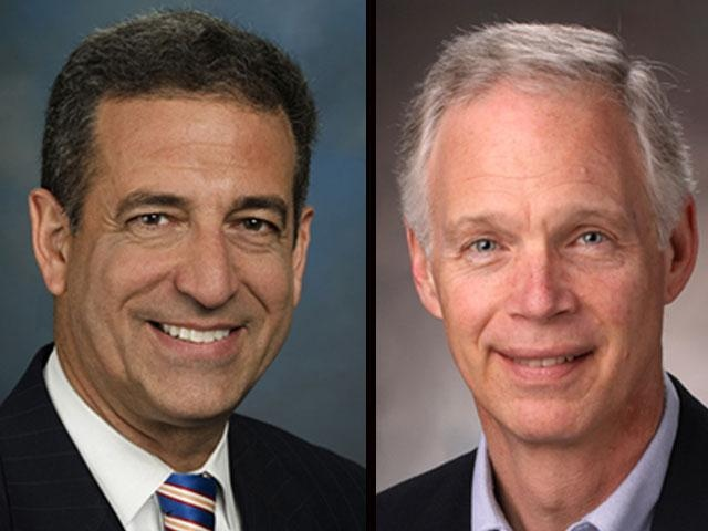 Johnson says race against Feingold will be close