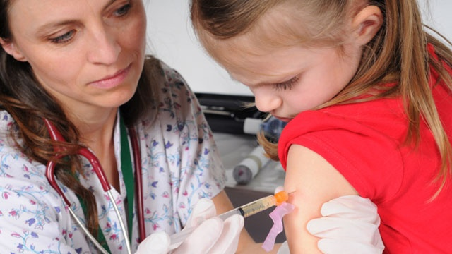 CDC: Vaccine exemption rates among kindergartners continue to climb