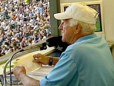 Brewers' Bob Uecker to return to booth after concussion