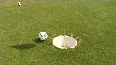 Footgolf returns to local course for season