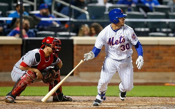Reds get swept by Mets at Citi Field