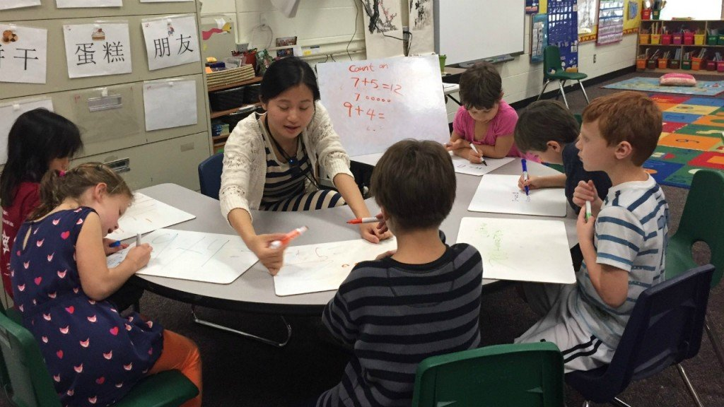 Chinese immersion school could face changes next school year