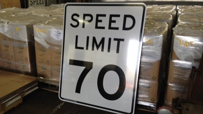 Highway crashes spike after speed limit increase