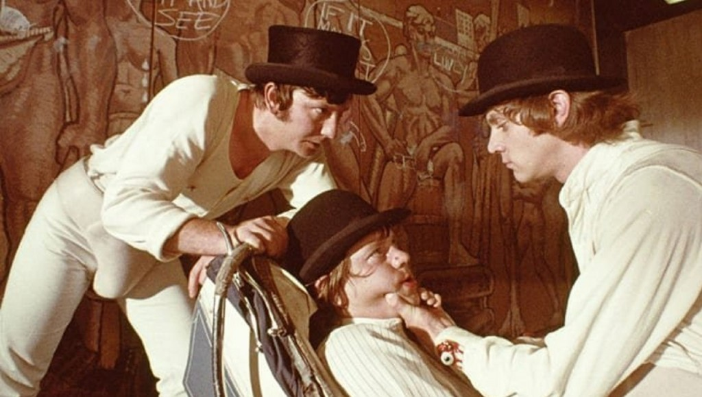 'A Clockwork Orange' sequel discovered in author's archives