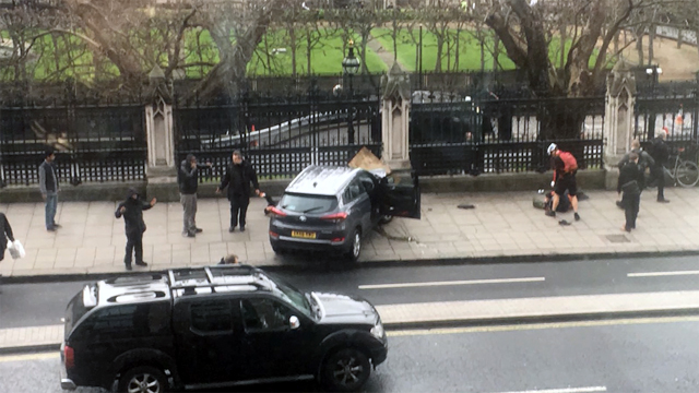 Vehicles as weapons: London joins terror trend