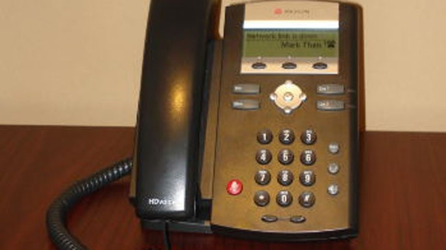 Scam targets people buying telephone time for jail inmates, officials say