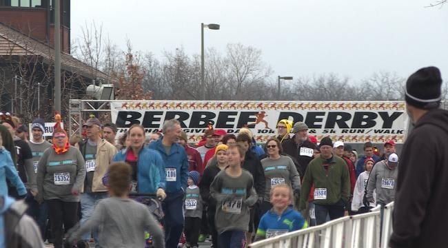 Thousands participate in 12th annual Berbee Derby