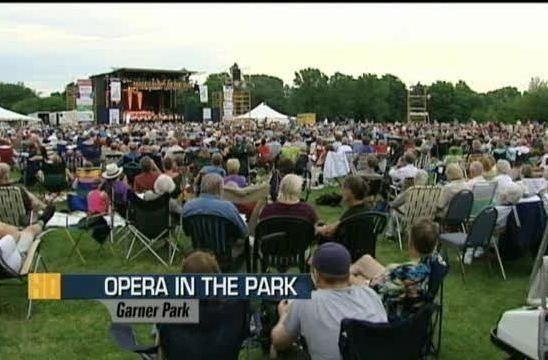 See Images From 2010 Opera In The Park