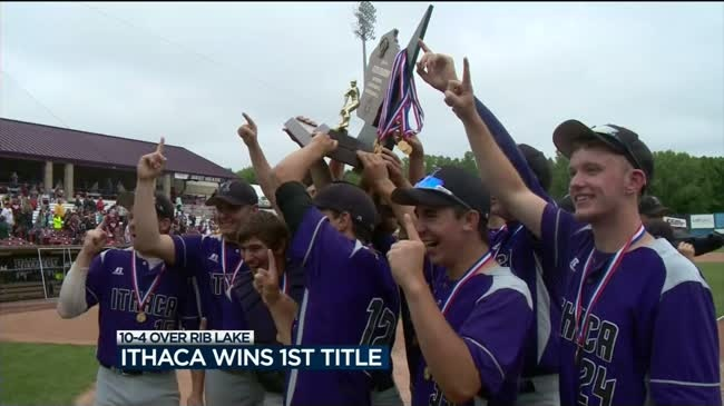 Ithaca Bulldogs win first state title
