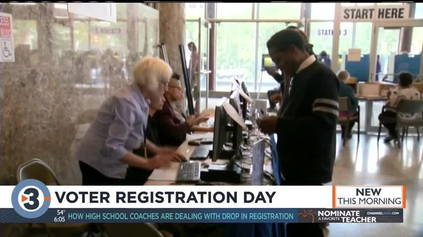 Madison makes registering to vote easier with accessible pop-up locations