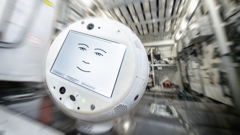 Friendly floating robot CIMON-2 sent to International Space Station