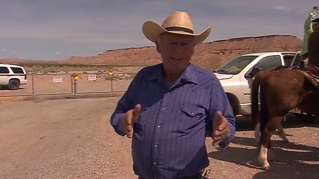Rancher Cliven Bundy undecided on forgiving or suing