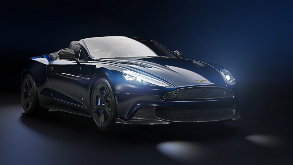Aston Martin selling 12 Tom Brady edition convertibles