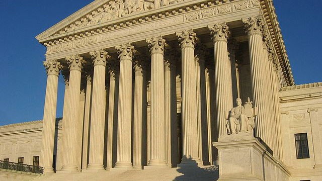Supreme Court sides with death row inmate after lawyer said he was guilty
