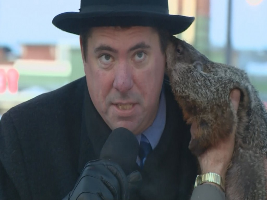 Will national groundhog attention overshadow Sun Prairie mayoral election?