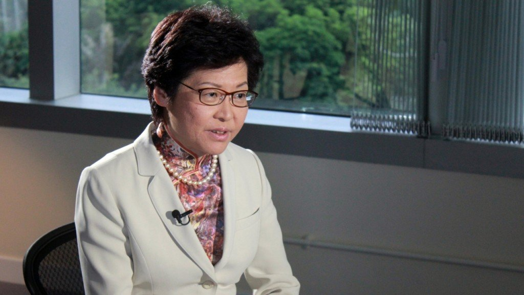 China dismisses reports of replacing Hong Kong leader as rumors