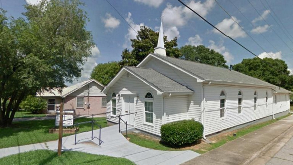 Georgia teen not charged with hate crime in alleged black church plot