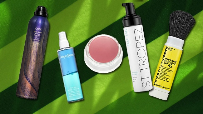 5 great summer beauty products