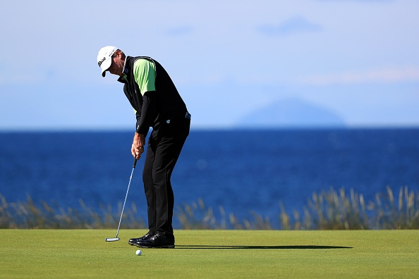 Stricker tied for fourth at The Open Championship
