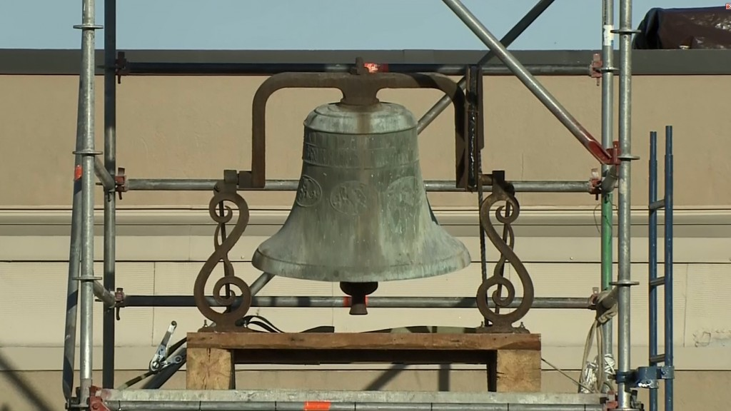 Bells across the nation toll 39 times to honor Martin Luther King Jr.