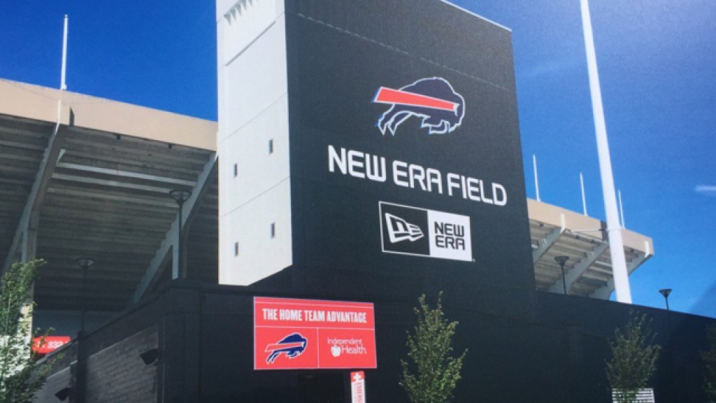 Buffalo Bills to give away wedding at 50-yard line