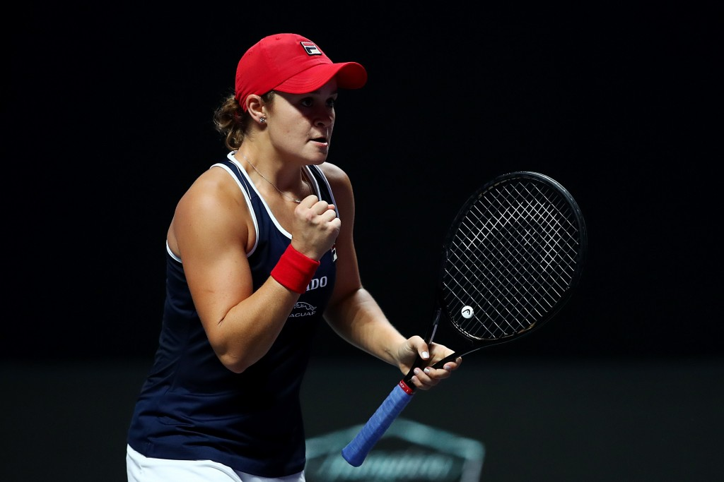 Ashleigh Barty, Elina Svitolina to battle for richest prize in tennis