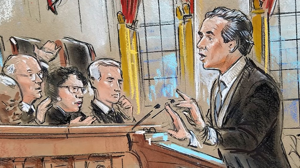 Key moments from the Supreme Court travel ban hearing