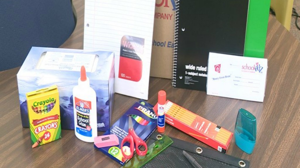 Nonprofit purchases $20K in school supplies for Wisconsin Dells students