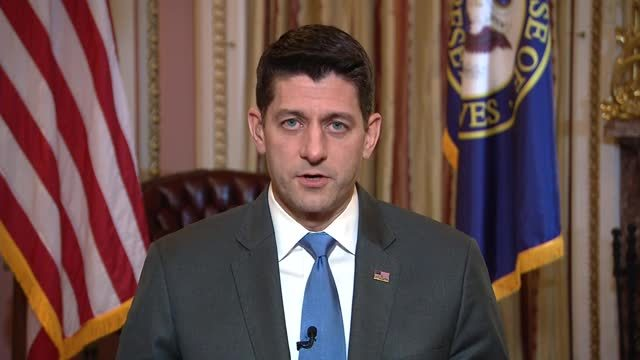 Paul Ryan: 'No plans to run for anything'