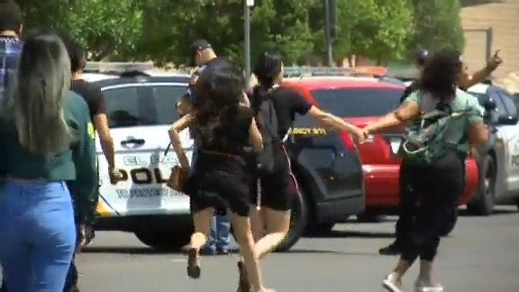 Judge in El Paso shooting case asks to be reassigned