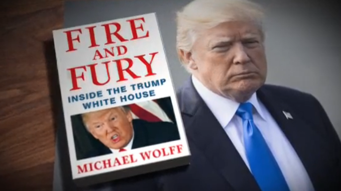 'Fire and Fury' author: 25th Amendment brought up 'all the time' in West Wing